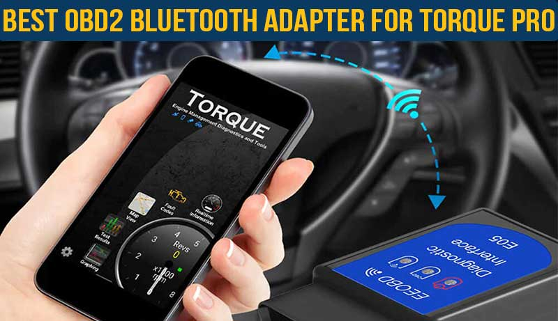 OBD2 Bluetooth Adapter for Torque Pro