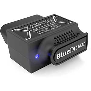BlueDriver OBD2 Bluetooth Adapter | iPhone, Android & PC