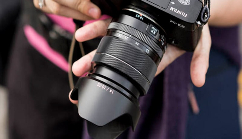 Best Fuji Lens for Street Photography