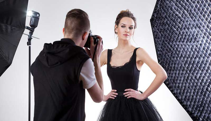 Lens for Fashion Photography