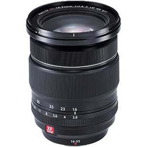 XF16-55mm Fuji Lens for Street Photography | F2.8 R | LM & WR