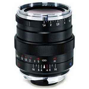 Zeiss Lens for Fashion Photography | 35mm | F1.4 | Wide-Angle