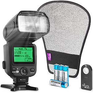 Altura Photo AP-UNV2 Flash | 2 Side Diffuser Included
