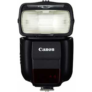 Canon Speedlite 430EX III-RT Flash | Powerful | Compact