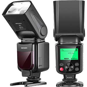 Neewer NW-670 Flash for Canon 5d Mark iii | Powerful | Affordable