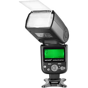 Neewer NW760 Flash for Canon 5d Mark iii | LCD Display | Versatile