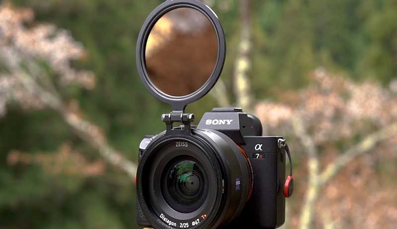 ND Filter for Sony A7iii