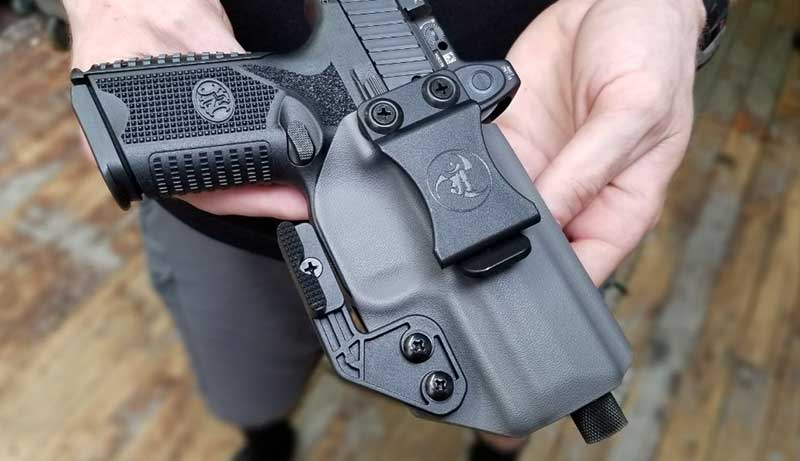 Kydex Holsters for Revolvers