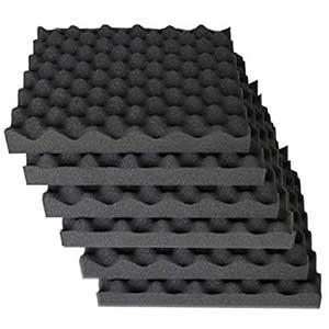 IZO Convoluted Foam for Gun Case │ Unique Pattern