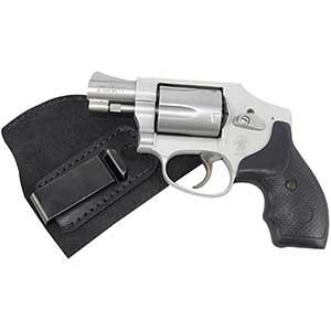 Relentless Tactical J Frame Pocket Holster | Ultimate Suede Leather
