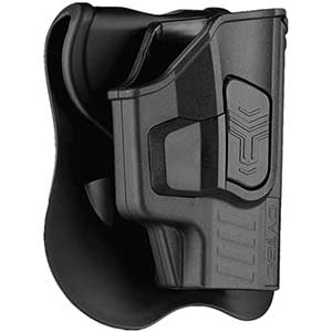 Cytac Holsters for Sig P365 XL | OWB Paddle Holsters