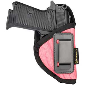 Kosibate Holster for Bodyguard 380 | Faux leather