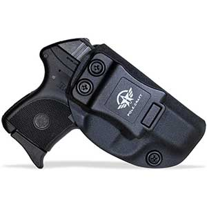 Pole Craft Holster for Bodyguard 380 | Left-hand Draw