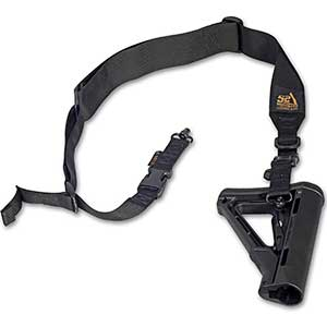 S2Delta Rifle Sling for Backpack Hunting | Quick adjustments