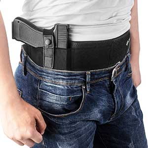 AIKATE Concealed Carry Holster for Sitting | Light Weight