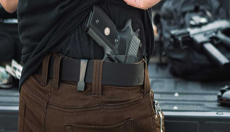 Best Concealed Carry Holster for M&P Shield