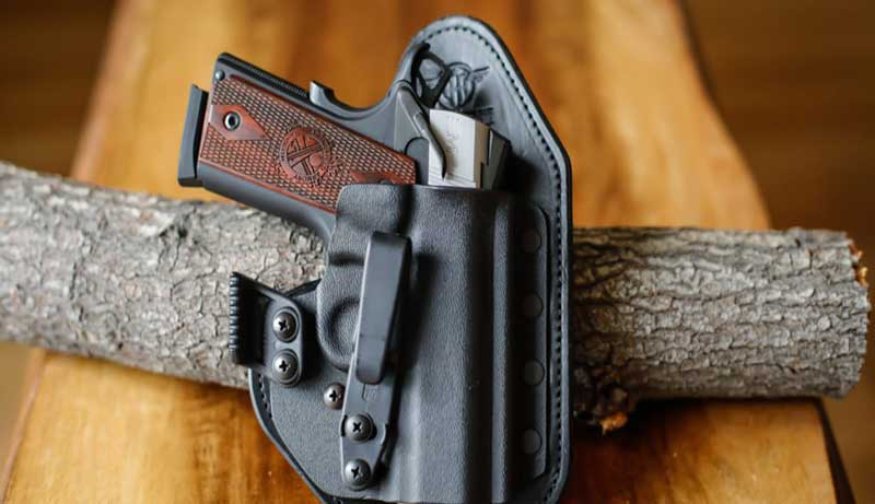 Best Concealed Carry Holster for Sitting