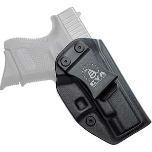 CYA Supply Co Concealed Carry Holster for Glock 26   High Quality
