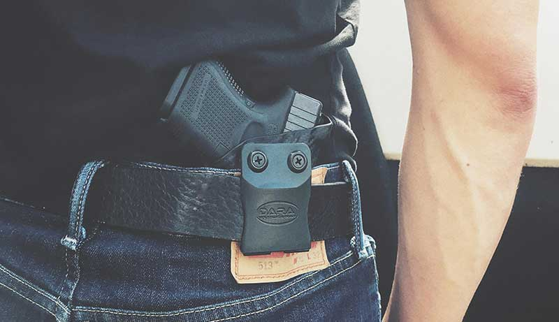 Concealed Carry Holster for Glock 26
