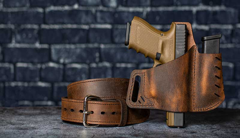 Concealed Carry Holster for M&P Shield