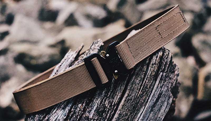 Gun Belt for Appendix Carry