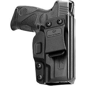 Gun & Flower Concealed Carry Holster for Sitting | Fit Perfectly