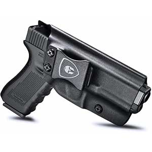 WARRIORLAND Concealed Carry Holster for Glock 17 | Smooth Edge
