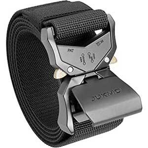 JUKMO Nylon Gun Belt   Thin Belt